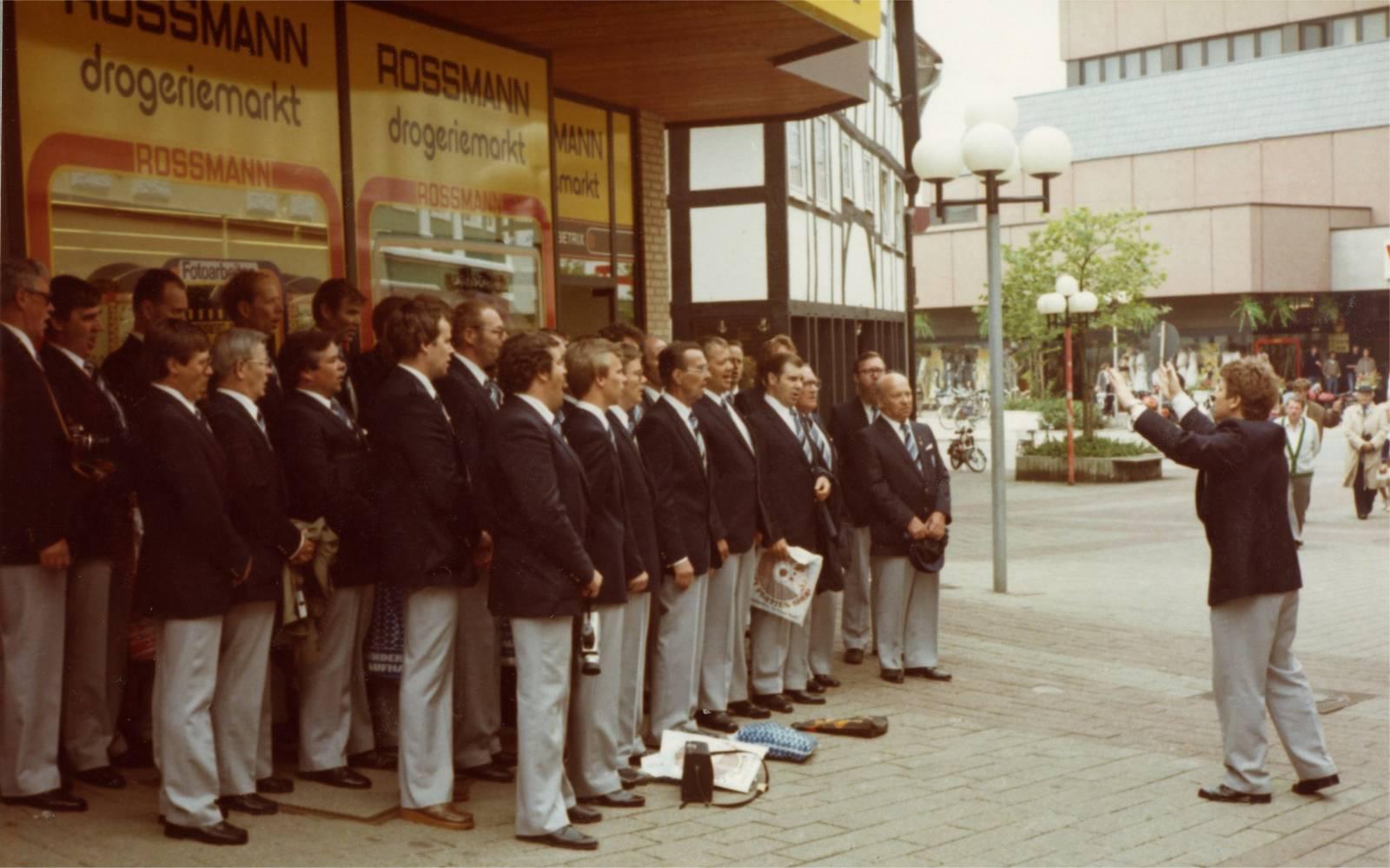 Laulu-Jaakkojen Saksan matka