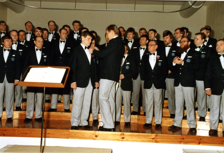 Vuoden 1984 kunnianosoitukset