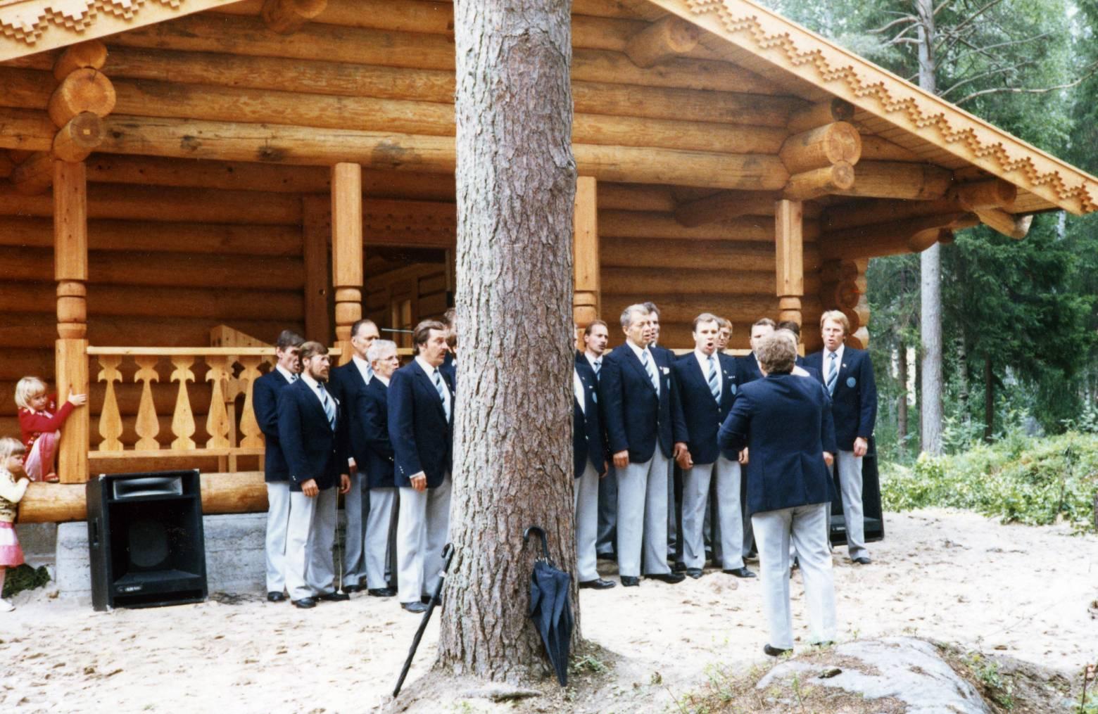 Pietarsaaren Tsasounan vihkiäiset