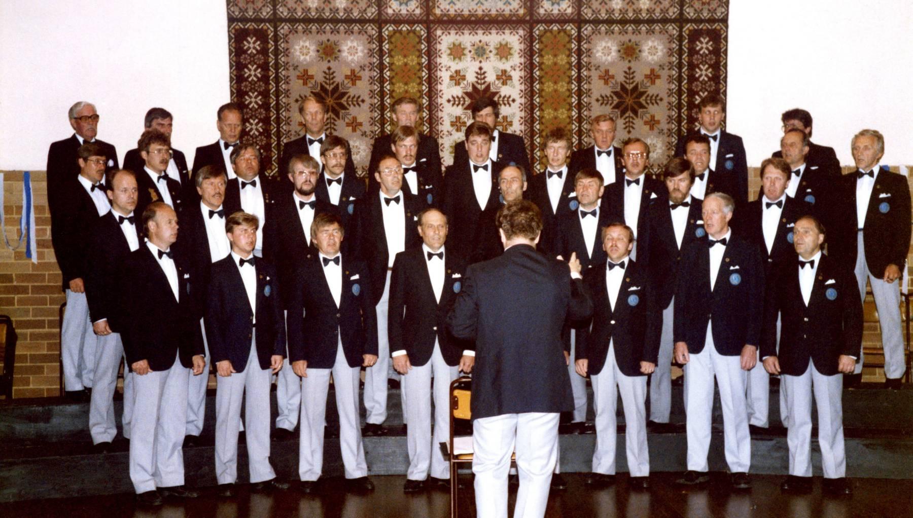 Pietarsaaren Laulu-Jaakot Australiassa
