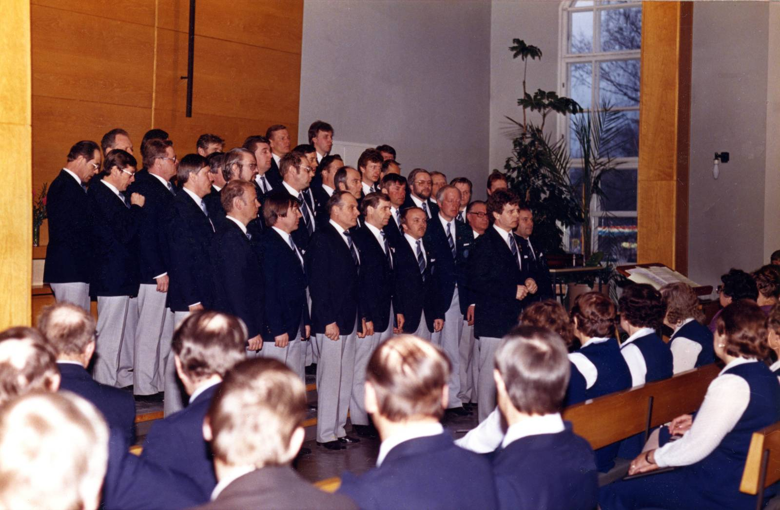 Maakunnalliset kuorolaulujuhlat Pietarsaaressa