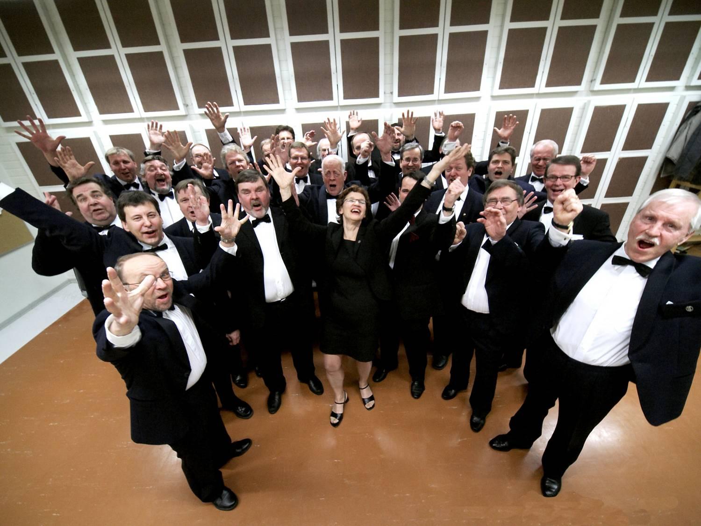 Laulu-Jaakkojen kevätkonsertti v. 2006