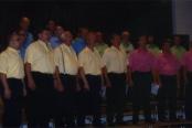 Laulu-Jaakkojen syyskonsertti v. 2006