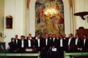 Laulu-Jaakkojen konsertti Argentiinassa