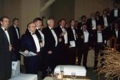 Laulu-Jaakot konsertoivat viinitilalla Argentiinassa