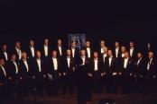 Laulu-Jaakkojen konsertti Chilessä