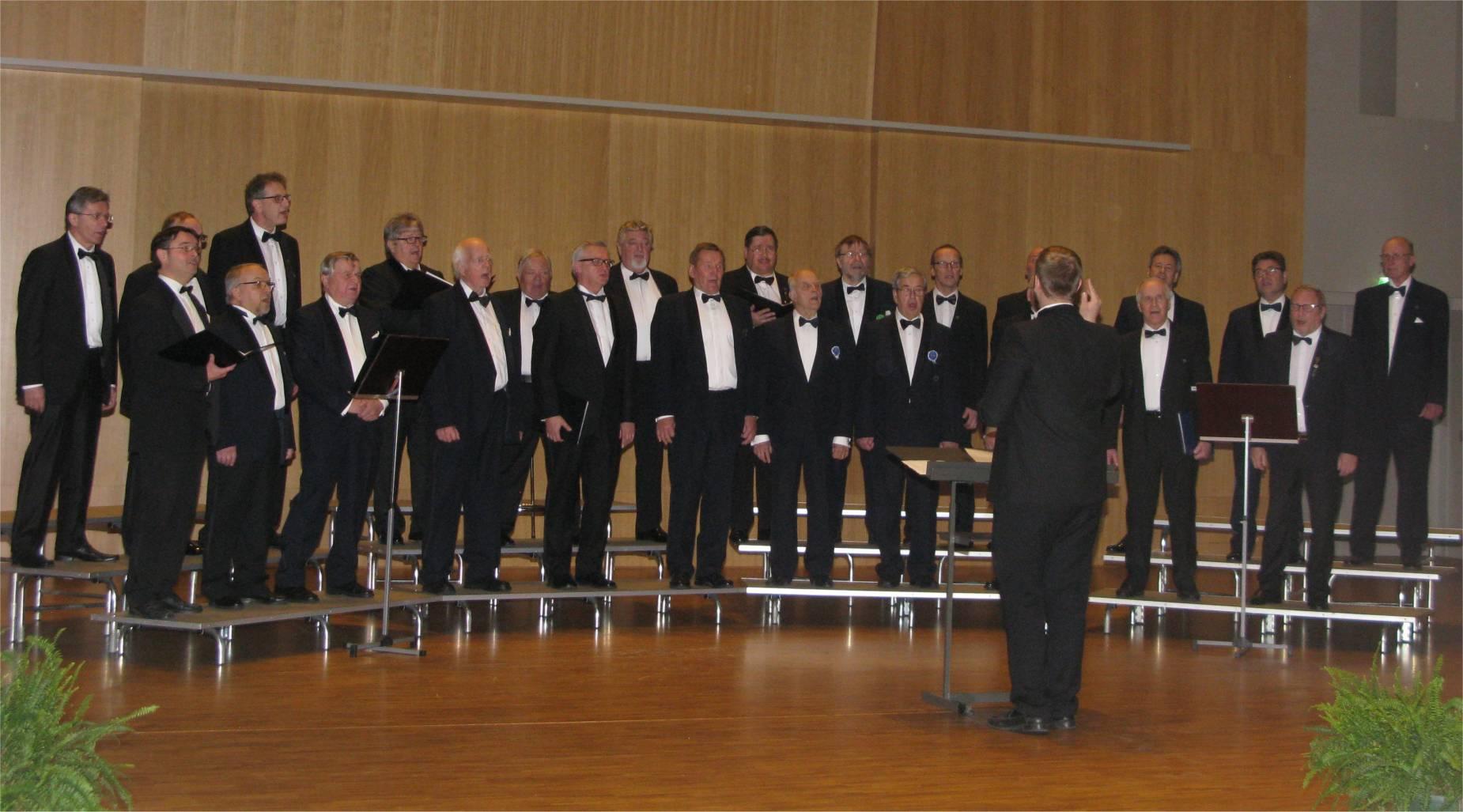 Laulu-Jaakkojen Seniorikonsertti v. 2017