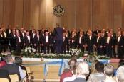 Suomen 100-vuotisjuhlakonsertti - Veljet, Laulu, Laulakaamme!