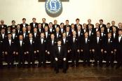 Laulu-Jaakkojen kevätkonsertti v. 1988