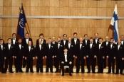 Laulu-Jaakkojen kevätkonsertti v. 1989