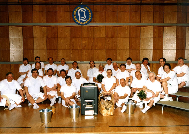 Laulu-Jaakkojen kevätkonsertti v. 1998