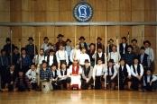 Laulu-Jaakkojen kevätkonsertti v. 1992