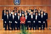 Laulu-Jaakkojen kevätkonsertti v. 1997