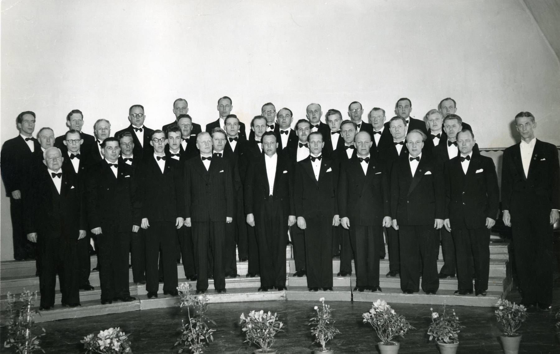 Laulu-Jaakkojen 10-vuotisjuhlakonsertti